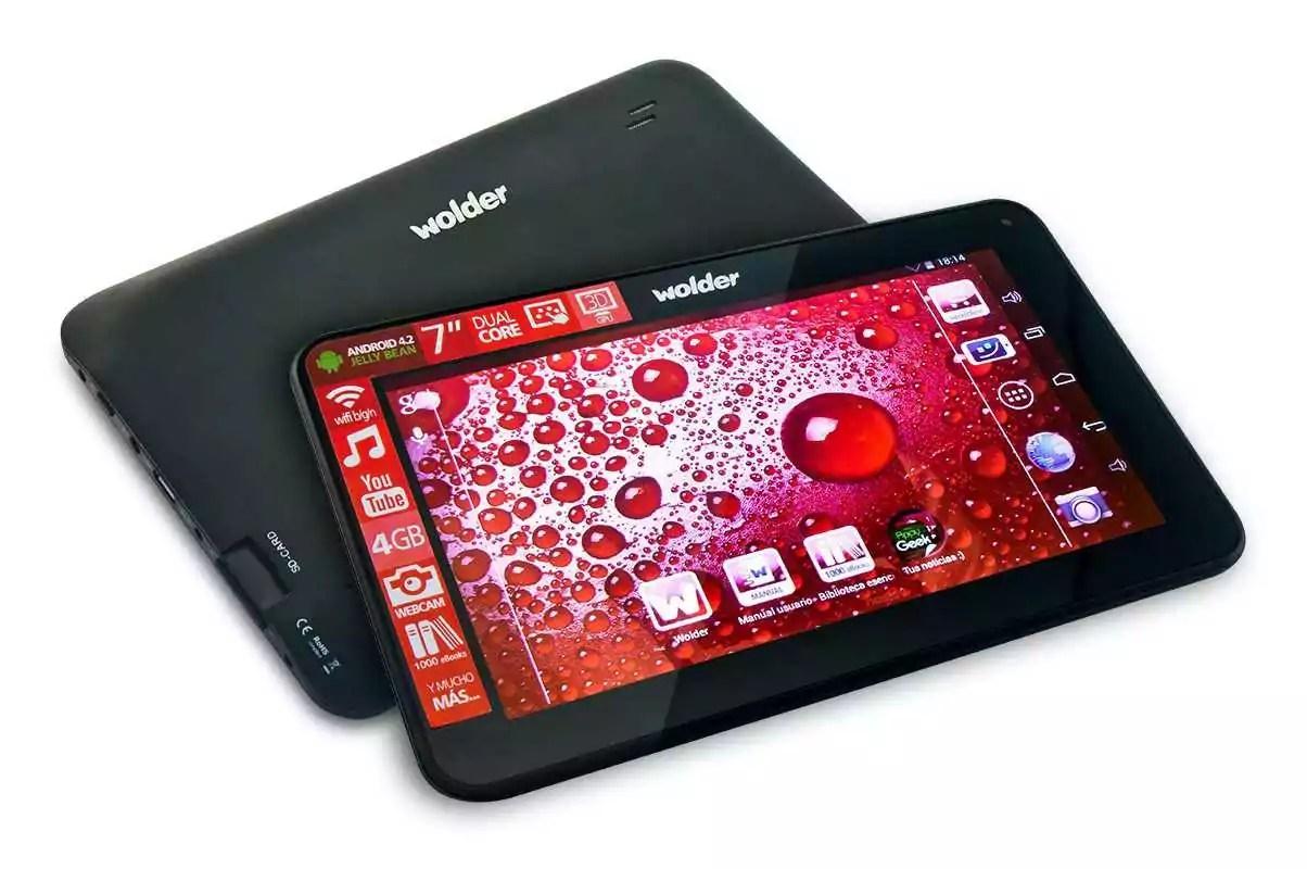 installer play store sur tablette wolder jump gizlogic. Black Bedroom Furniture Sets. Home Design Ideas