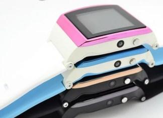 Couleurs smartwatch u8pro