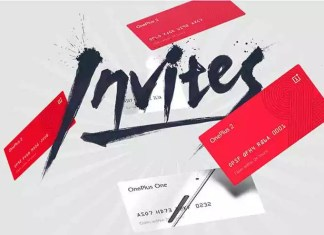invitation OnePlus 2