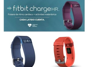 Montre connectée Fitbit-Charge-HR