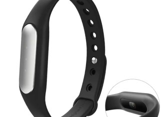 Le bracelet connecté Xiaomi Mi Band 1S