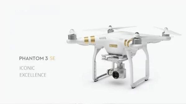 DJI Phatom 3 SE Wifi FPV RC Quadcopter