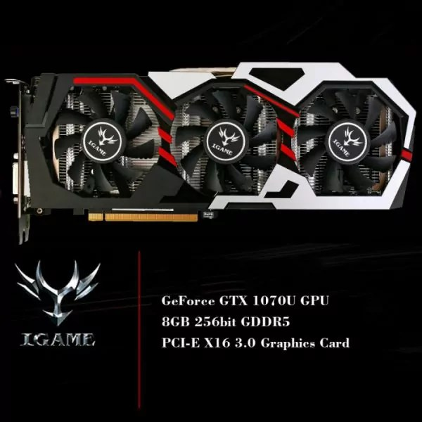 Colorful NVIDIA GeForce GTX iGame 1070