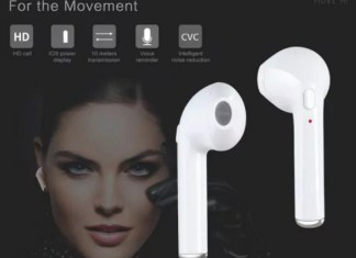 écouteurs iPhone Earbands