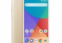 Xiaomi A1 promo