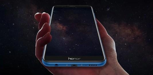 Honor 7x de Hauwei