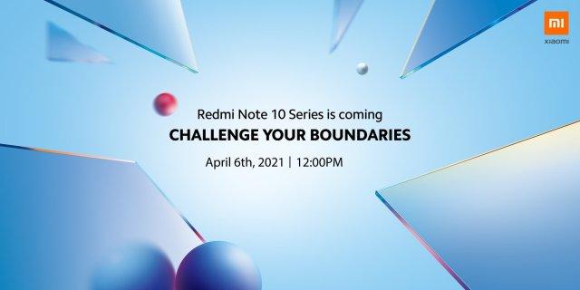 Redmi Note 10 series launch in Nigeria