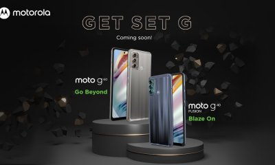 Motorola Moto G60 and Moto G40 Fushion