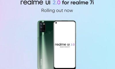 Realme 7i Realme UI 2.0 Update