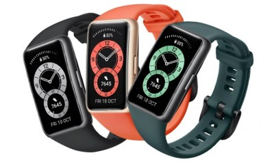 Huawei Band 6 price in india and specs