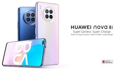 Huawei Nova 8i price in malaysia
