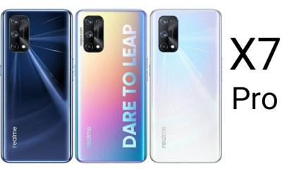 Realme X7 Pro Android 11 update