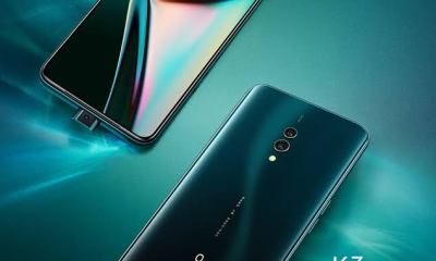 Oppo K3 Android 11 update
