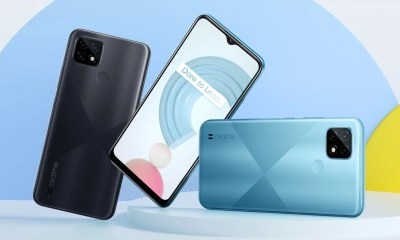 Realme C21 Android 11 update