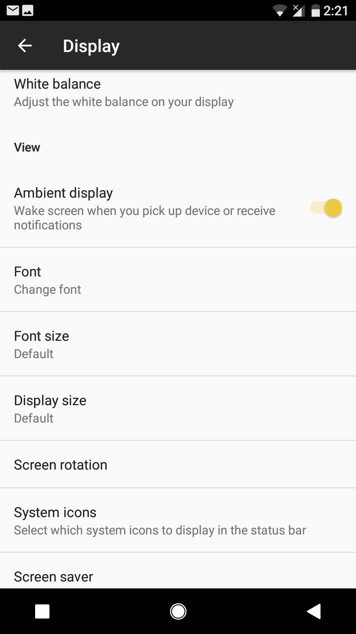 Install Xperia XZs Loop UI + Pixel Overlay for Nougat