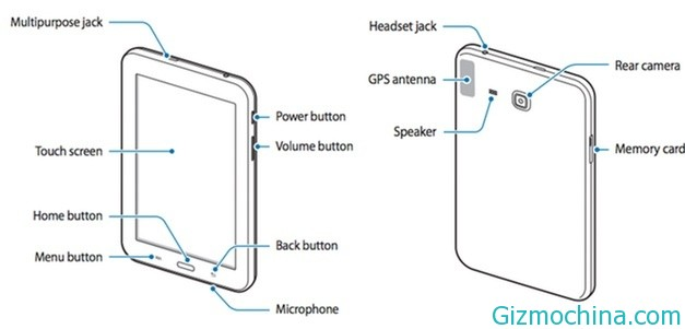 Samsung Galaxy Tab 3 Lite is leaked through user manual