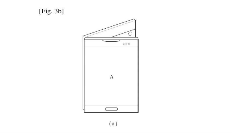 LG's Foldable Smartphone Patent Features Three Screens