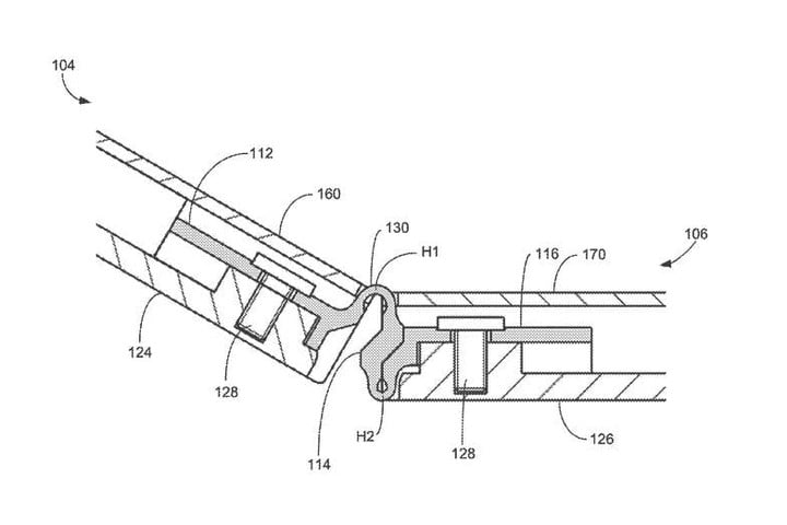 Microsoft's Latest Live Hinge Patent Could Be For The