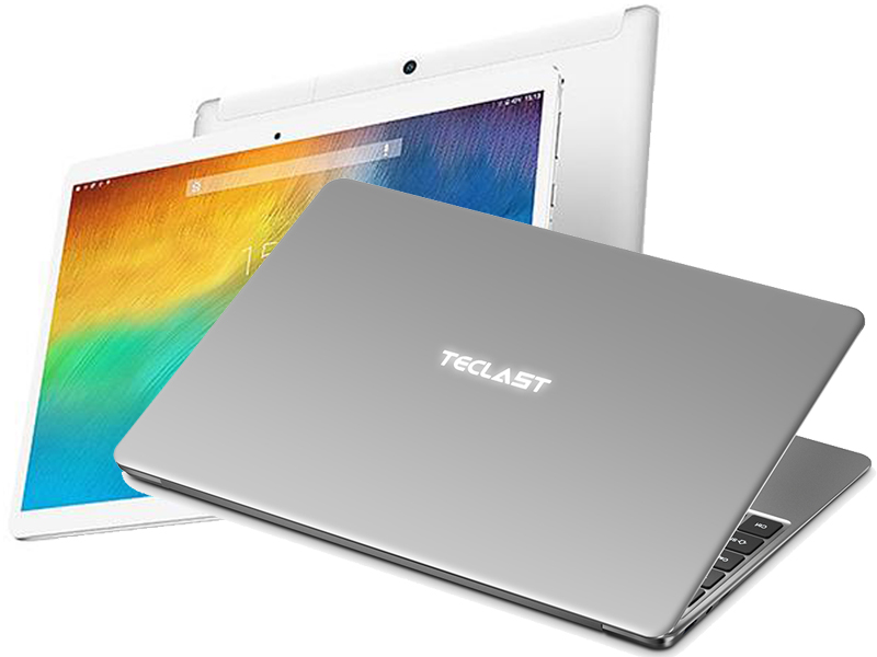 Buy Teclast F7 Plus Laptop And Teclast 98 Phablet At Reduced Prices