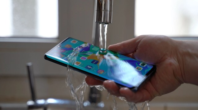 Image result for Huawei P30 Pro Water Resistant