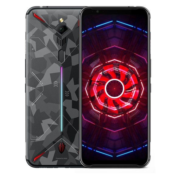 Nubia Red Magic 3 Camouflage