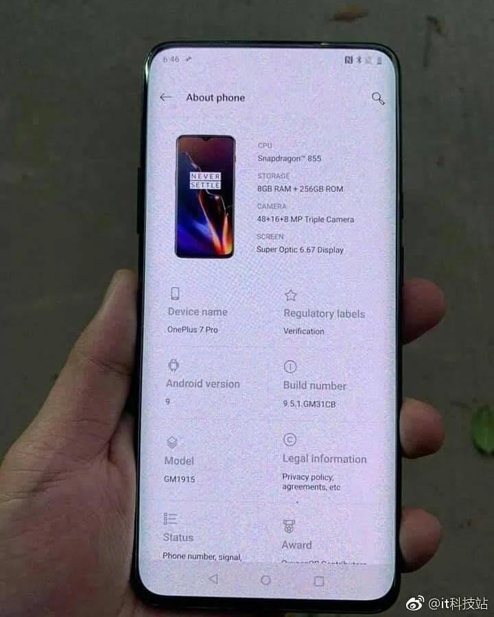 OnePlus 7 Pro_