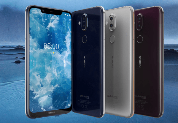 Nokia 8.1 gets another price cut in India - Gizmochina