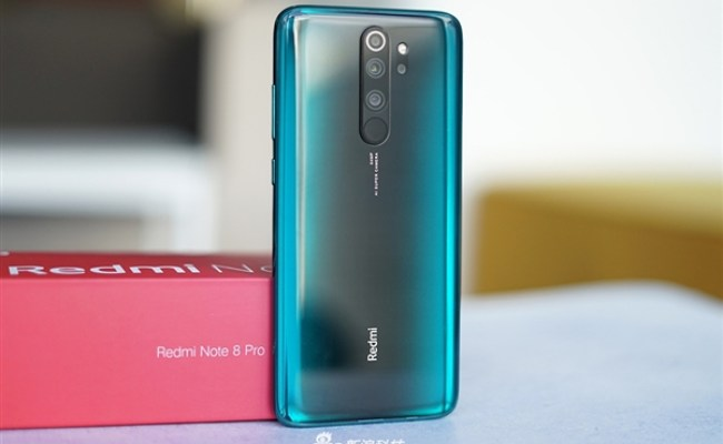 Redmi Note 8 Pro Unboxing Hands On Pictures In All Its
