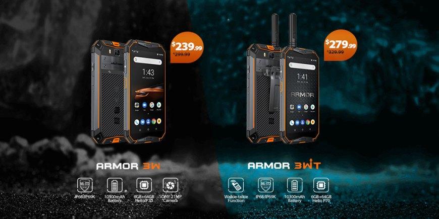 Ulefone Armor 3W