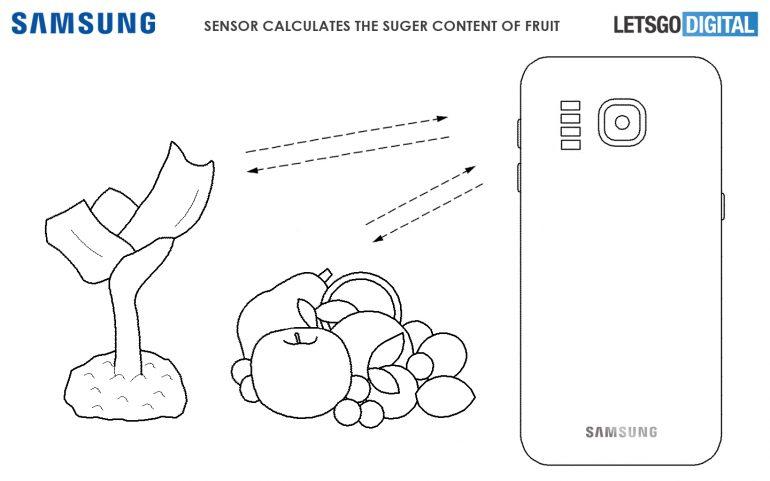 Samsung patents a smartphone-embedded IR Spectrometer