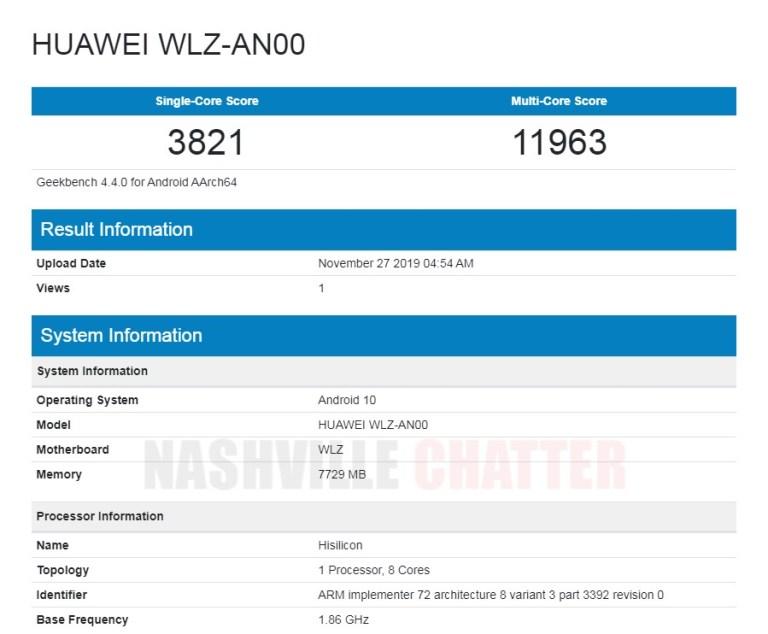 Huawei-WLZ-AN00-Nova-6-5G-Geekbench