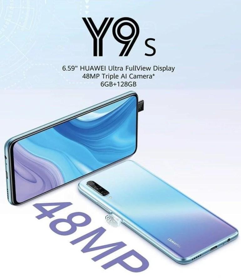 Áp phích Huawei Y9s