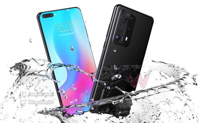 Huawei P40 Pro Premium Concept Video Showcases Its