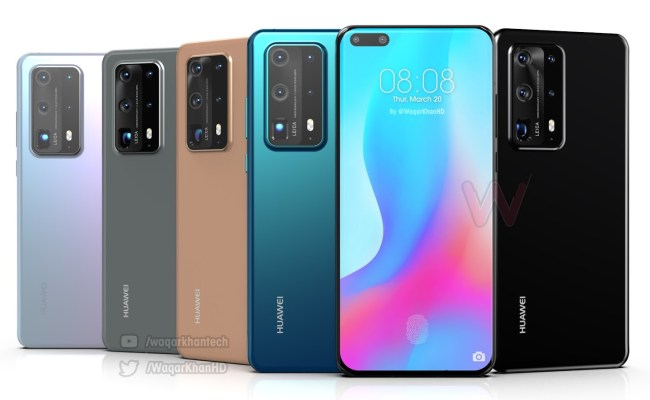 We Ve Got Some Juicy Details About The P40 Pro From Huawei