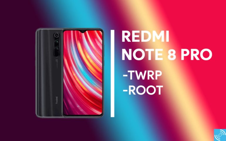 redmi note 8 pro root