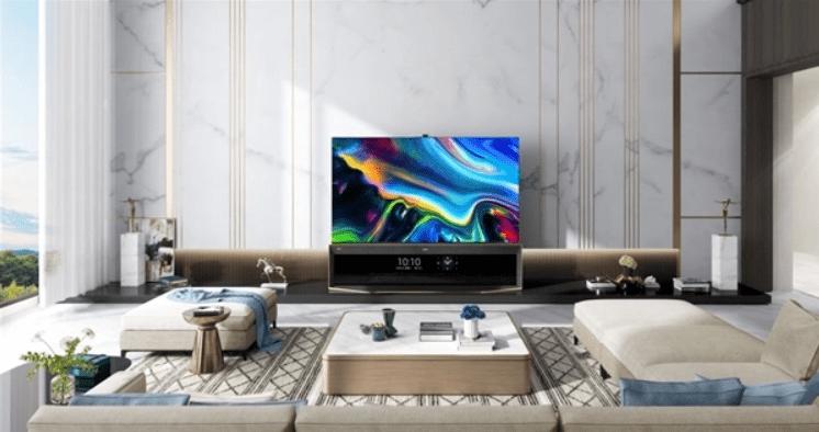 Hisense Launches The World S First Dual Screen 85 Inch 8k Pro Tv Gizmochina