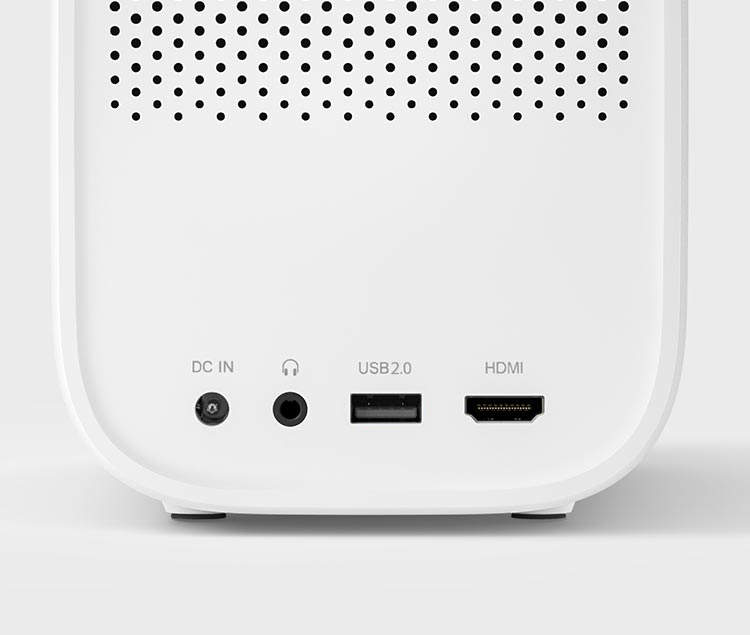 Xiaomi launches Mi Smart Compact Projector powered by