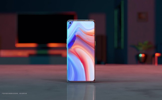 Oppo Reno 4 Pro Up For Pre Order On Jingdong Jd In China