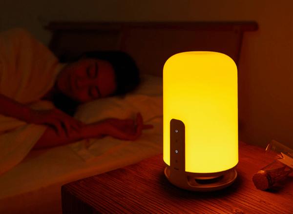 Midian Zero-blu-ray Bedside Sleep Aid Lamp