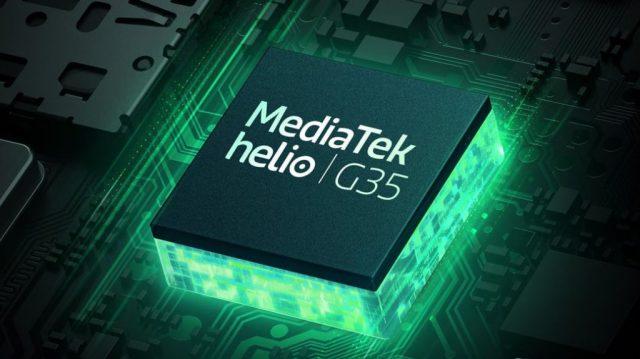 MediaTek Helio G35 and Helio G25 entry-level chipsets announced - Gizmochina