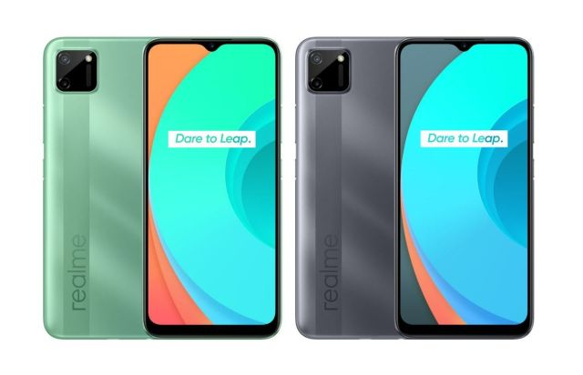 Realme C11 India launch to be held on July 14 - Gizmochina