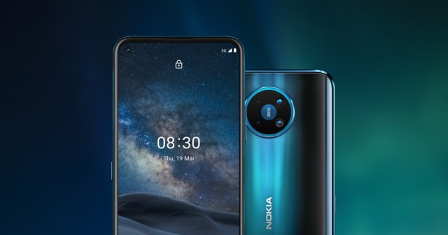 Nokia 8.3 5G now on pre-order in Switzerland, will go on sale in September - Gizmochina