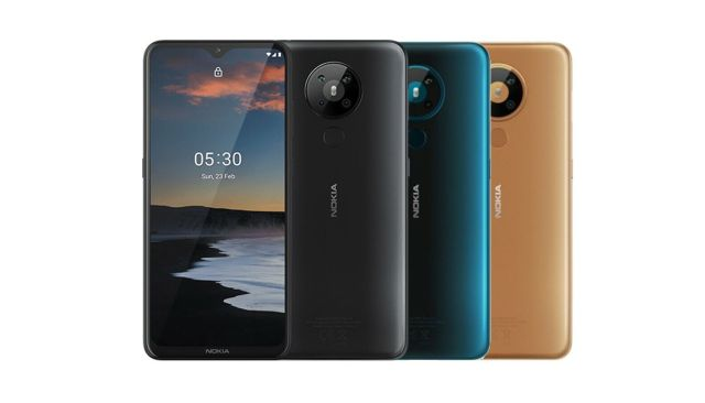 Nokia 5.3 along with other affordable phones may launch this month -  Gizmochina