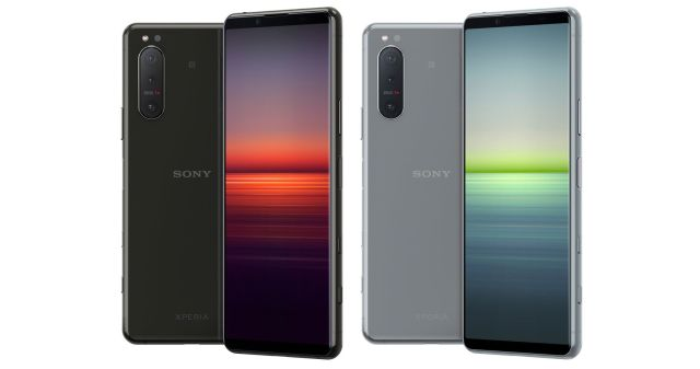 Sony Xperia 5 II new renders showcase its two color variants - Gizmochina