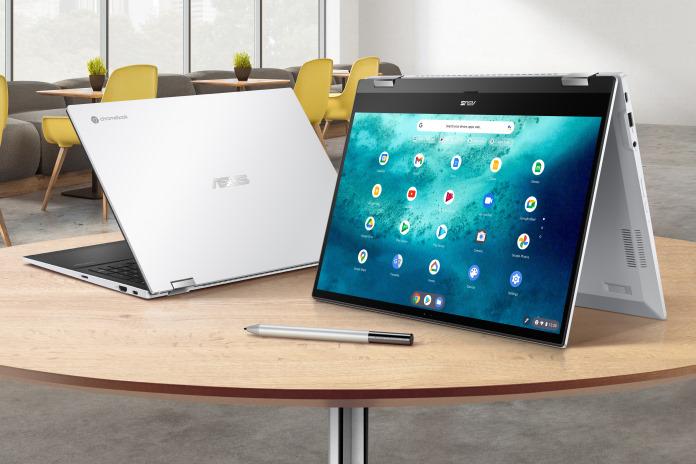 ASUS Chromebook Flip C536 CX5 Featured