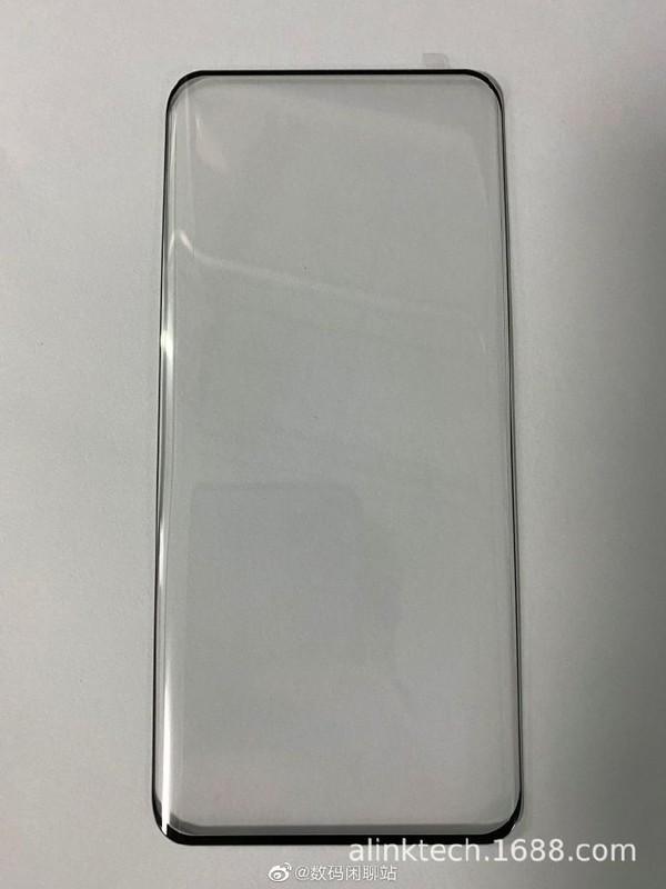 Huawei P50 Pro Tempered Glass Leak