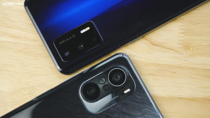 Realme GT vs REdmi K40 Pro featured