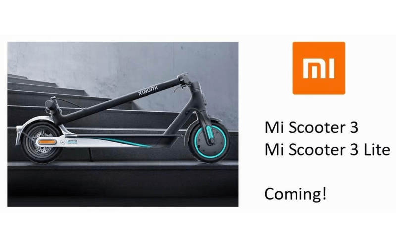Mi Scooter 3