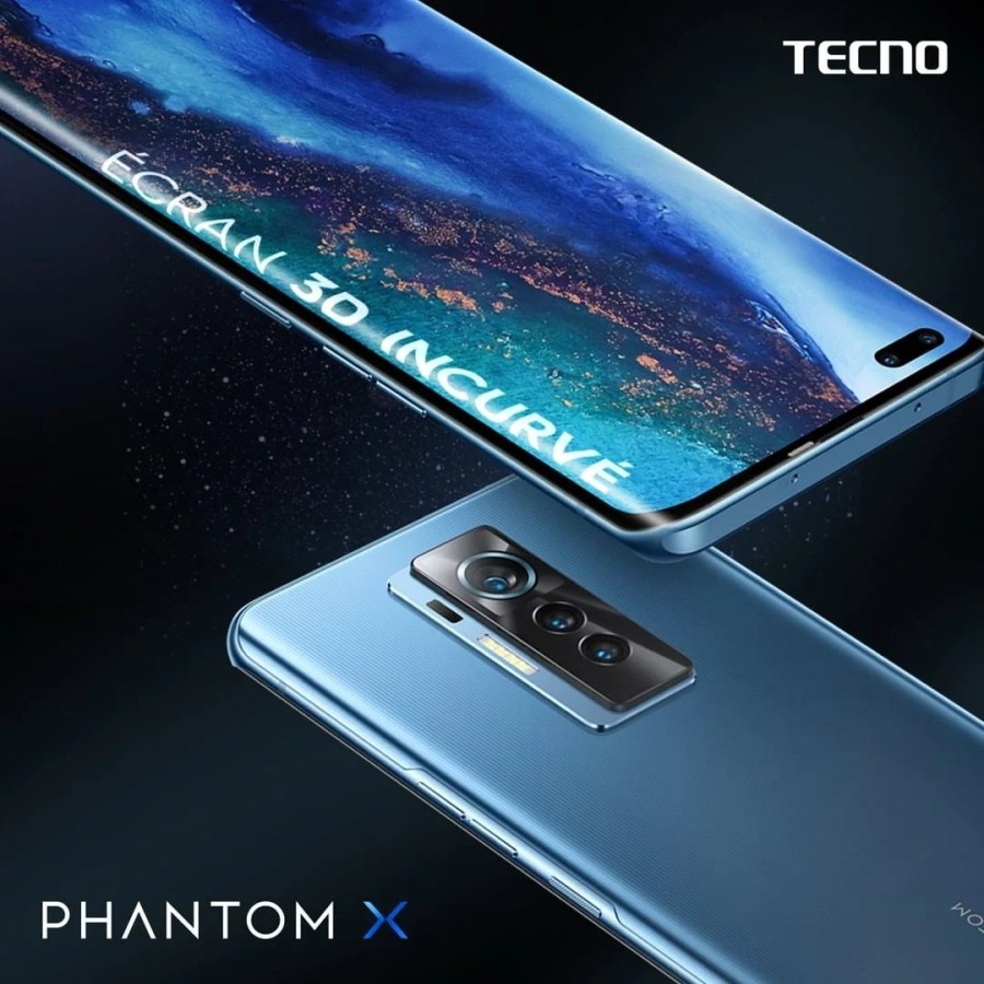 Tecno Phantom X renders
