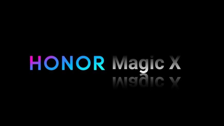 Honor Magic X banner